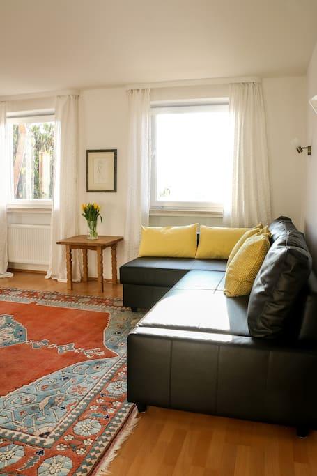 urlaubswohnung auch f r kinder und hunde wohnungen zur miete in siegsdorf bayern deutschland. Black Bedroom Furniture Sets. Home Design Ideas