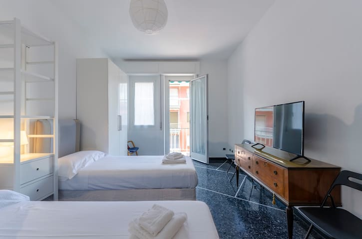 Hintown Central Flat in Sestri Levante