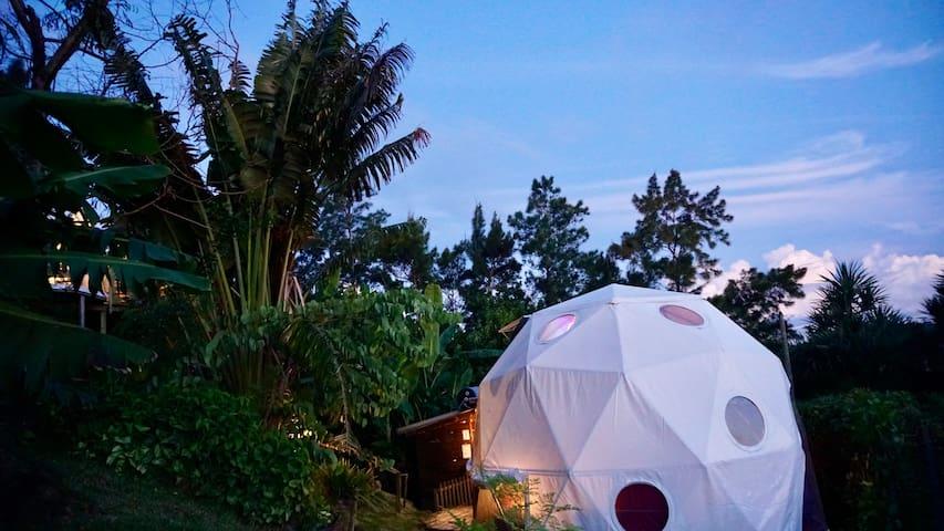 Dôme Original - Bubble dôme village
