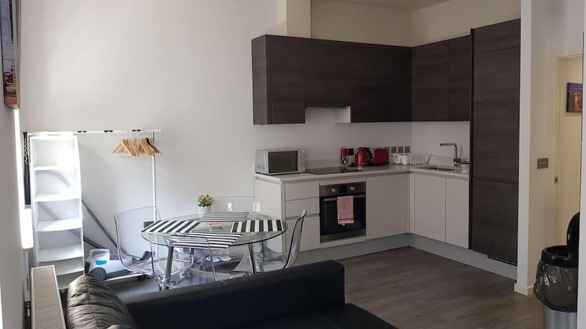Beautiful 1 Bedroom apartment opposite Paddington