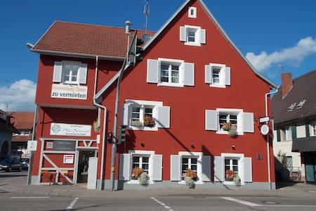 2 Zimmer Ferienwohnung, nähe Europapark, Freiburg - Teningen - 公寓