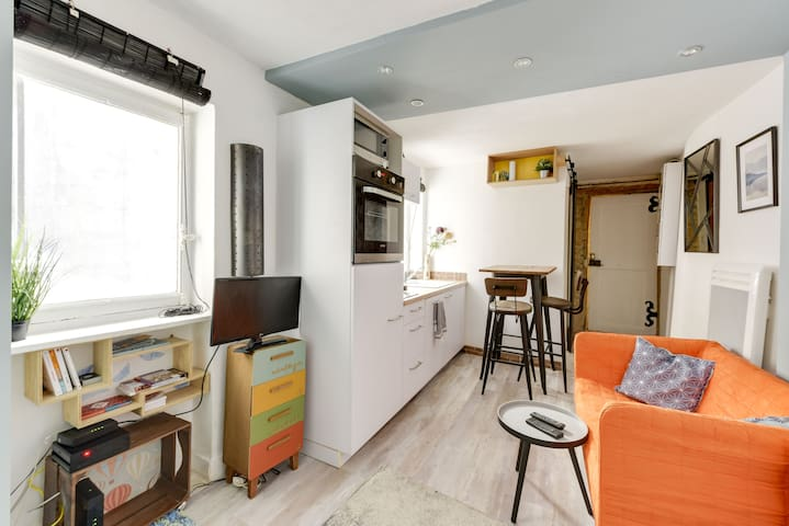 Beautiful apartment located in the old Lyon