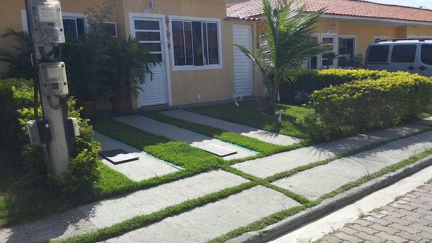 Condomínio Villagio do Campo IV - Rio de Janeiro - Huis