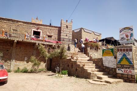 Auberge Amazigh calme et authenticite Chambre 1