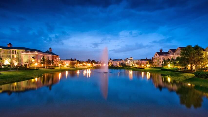 DISNEY Saratoga Springs Resort - ออร์แลนโด - วิลล่า