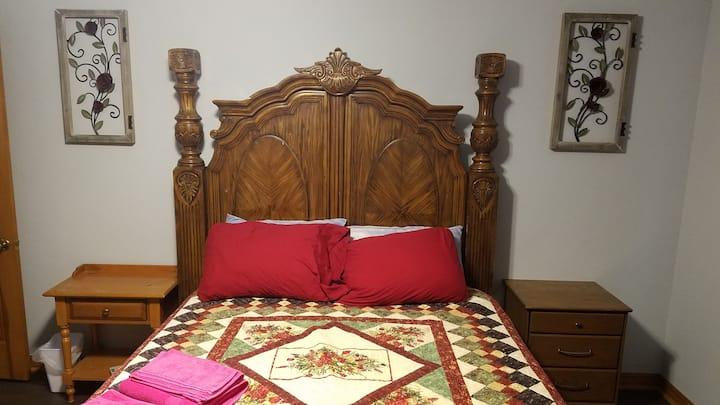 Serenity Bed & Barn - Rose Room