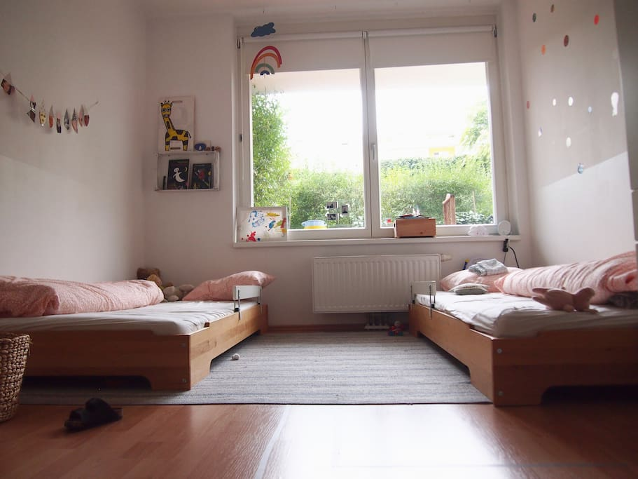 second bedroom (nursery)