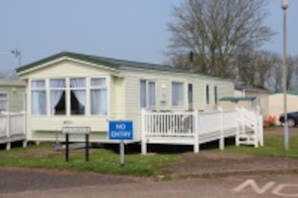 Caravan G64 Southbay Holiday Park