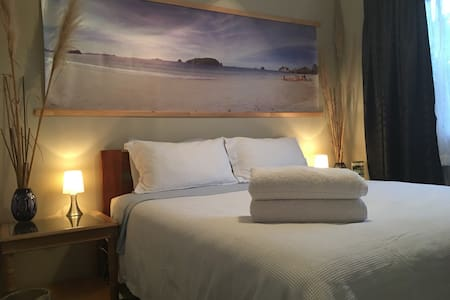 LIKE STAYING WITH FRIENDS! INCL BREAKFAST! Room 1 - Whitianga - House