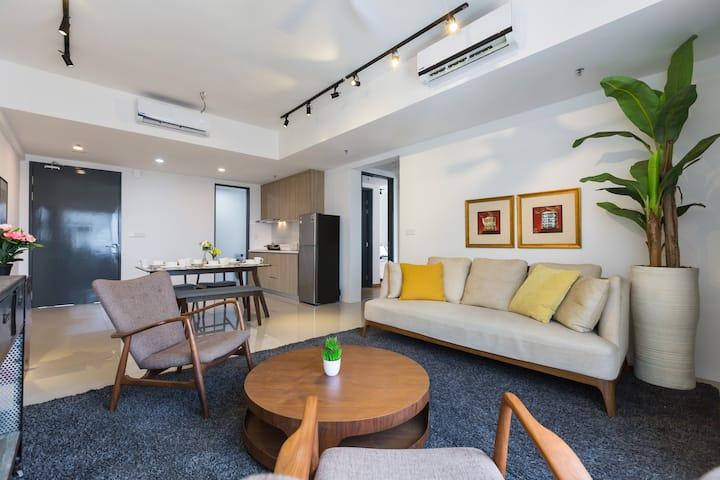 The Selesa Suite || 市中心品味套房 @ GEORGETOWN