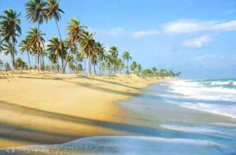 Aluga-se Casa para temporada na Praia de Muriu