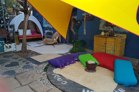 Calvinia Accommodation at The Magic Garden
