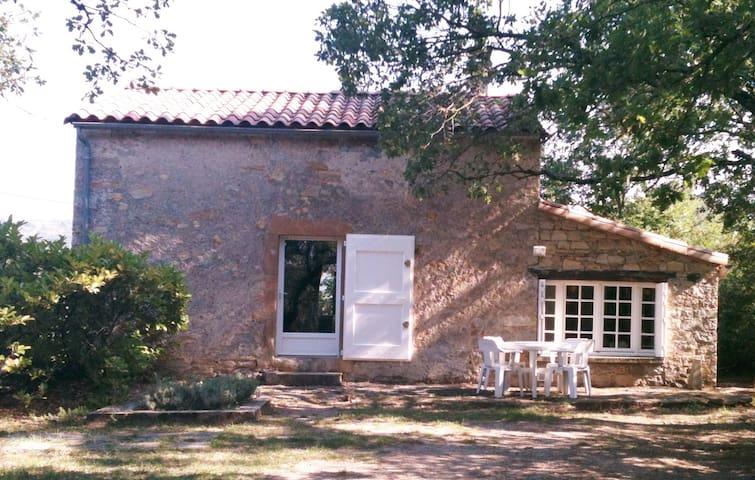 Gite  indépendant  pleine campagne - Saint-Georges-de-Luzençon - Haus