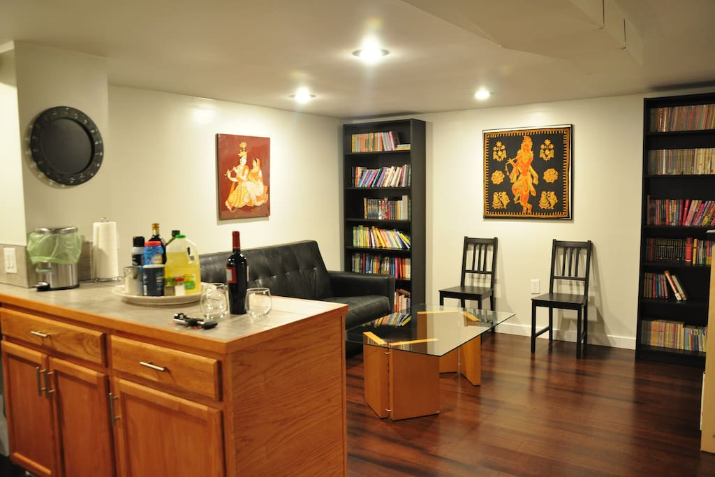 Bright Ballard Accessible 1 Bedroom Basement Apt Apartments For Rent In Seattle Washington