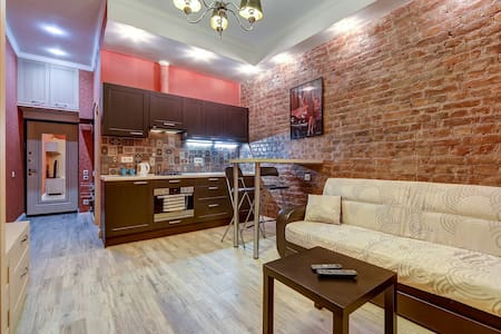 Студия в центре - Sankt-Peterburg - Apartment