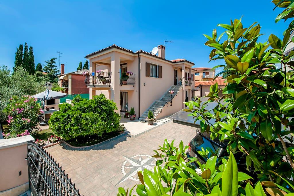 Villa Rovigno Affitto