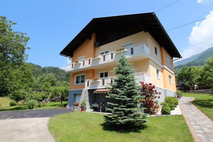vakantieappartement in Oostenrijk nabij een skigebied