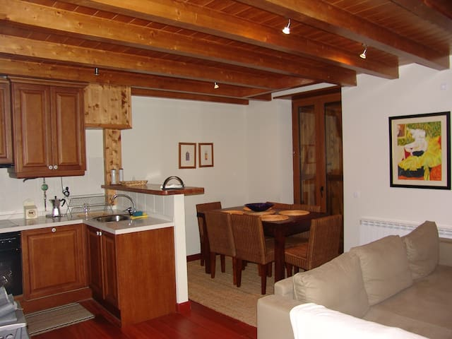 Bonito apartamento en Unha - Unha - Pis