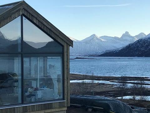 Steigen Lodge Sjøhytte nr 1