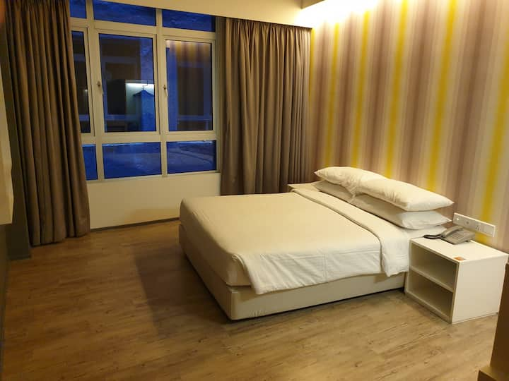 Genting First World Hotel Cozy Room for 2 Pax