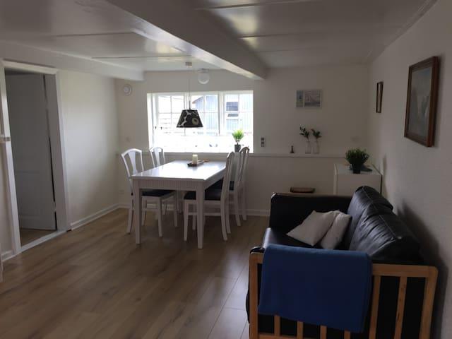 Gammelt Mandø hus