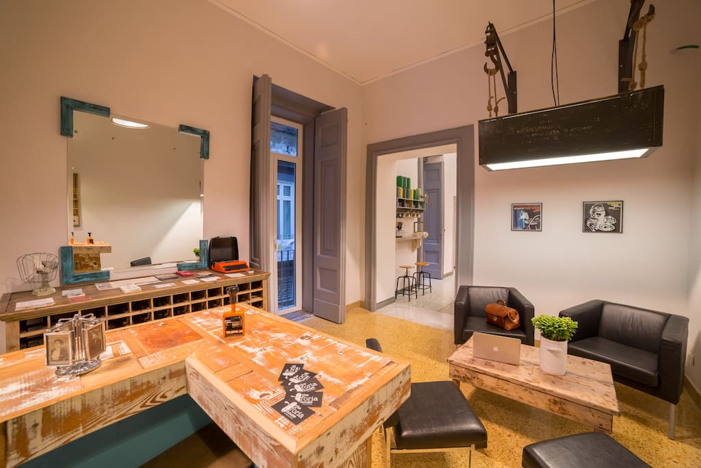 1 foria house b b garden view room bed breakfast in for Airbnb napoli