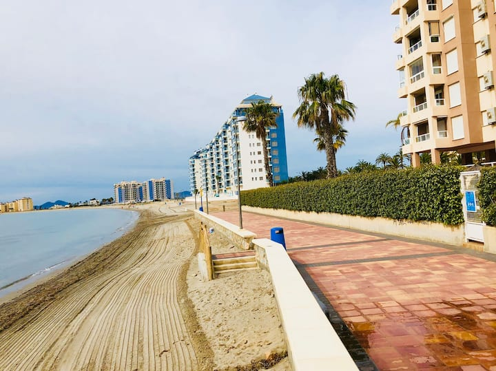 Apartamentos entre dos mares