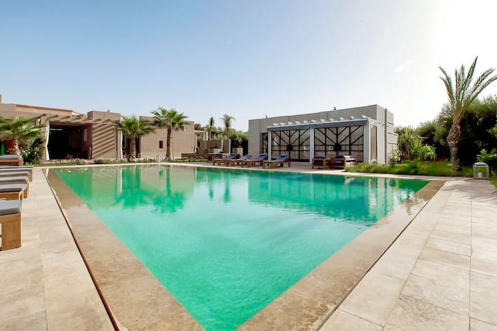 Villa Boudha