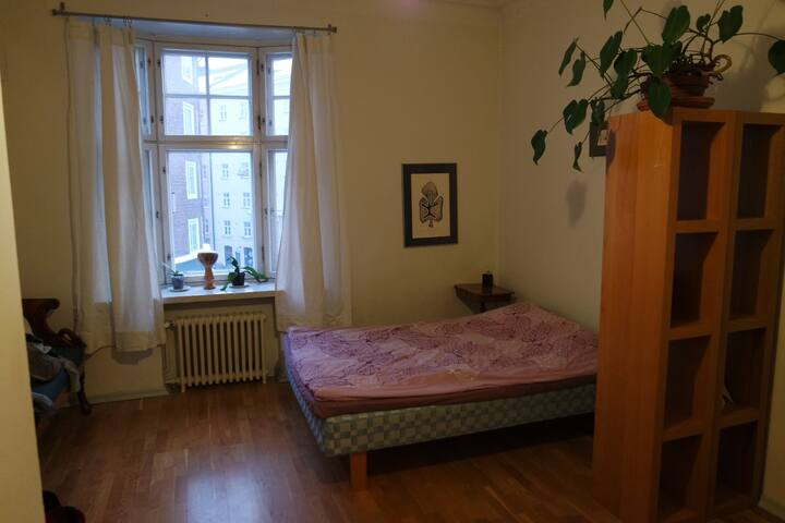 Apartment in Jugend-house, Kamppi