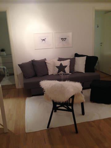 Gästhus i lugnt villaområde - Vaxholm - Maison