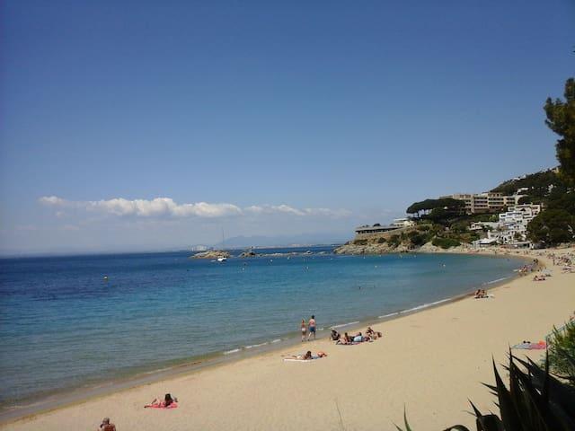 Maison vue sur la mer - A 5 mn à pied de la plage - Roses - Dom