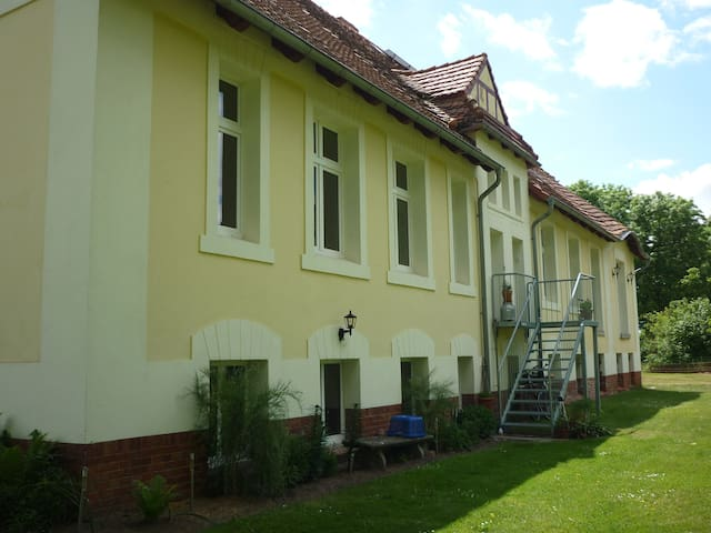 Bauernhaus im Grünen 7 km von Greifswald 98Qm