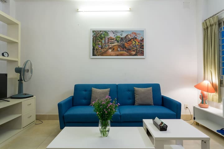 Cozy Apartment R202 - In the heart of Saigon