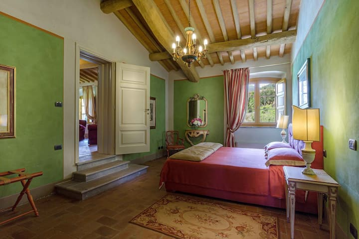 Dimora dell'Inventore, Luxury BB, Room S.Colombano