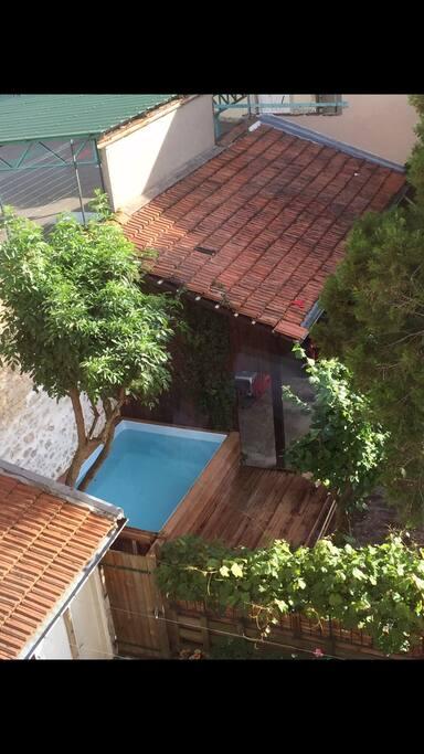 Le jardin du faubourg apartments for rent in nancy for Piscine tubulaire 3x2