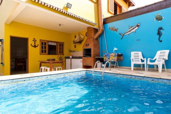 Casa Ilhéus Praia Massaguaçu - A
