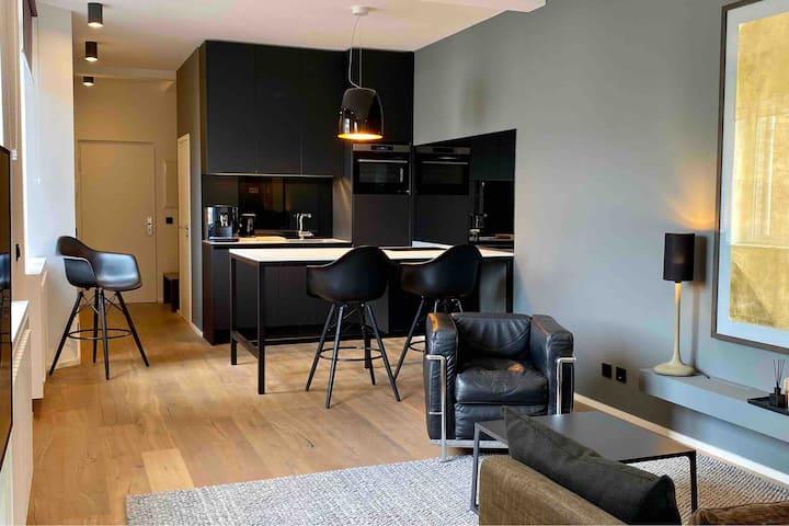 Apartment - zentrale Lage, ruhig, Top Ausstattung