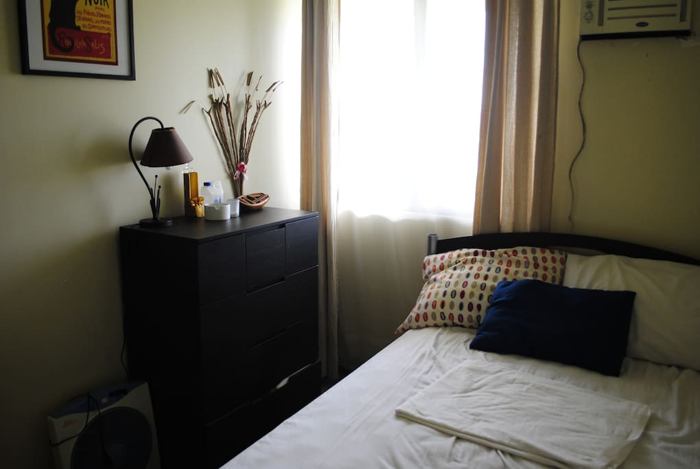 2 Br Flat In Ohana Place Pls Read Before Booking Flats For Rent In Las Pinas Metro Manila