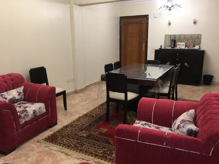 Superb Flat close to Ramses  Square Downtown Cairo