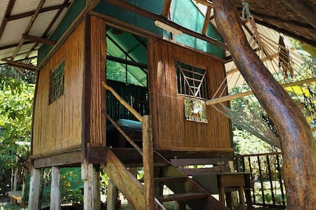 Middle of the jungle near the Pacific -  Caña - Agujitas de Drake - Kabin