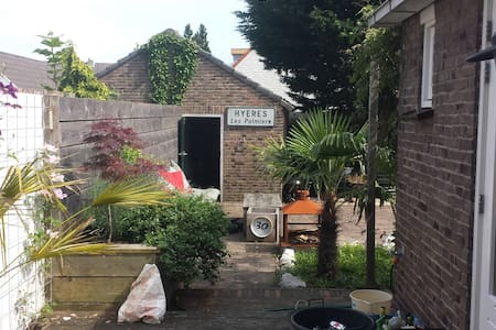 Stylish house with big garden for 3-4 people - Noordwijkerhout - Σπίτι