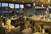 On-site restaurant, with many delicious dishes served daily for our guests!