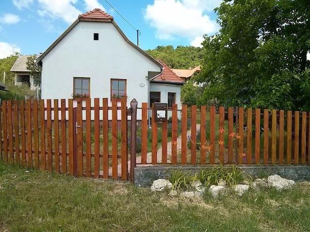 Parasztház típusú ház, kerttel. - Csákvár - House
