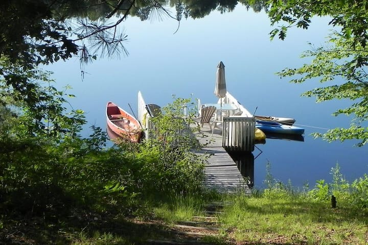 HAVEN COTTAGE (45 min.North of Ottawa/Gatineau)