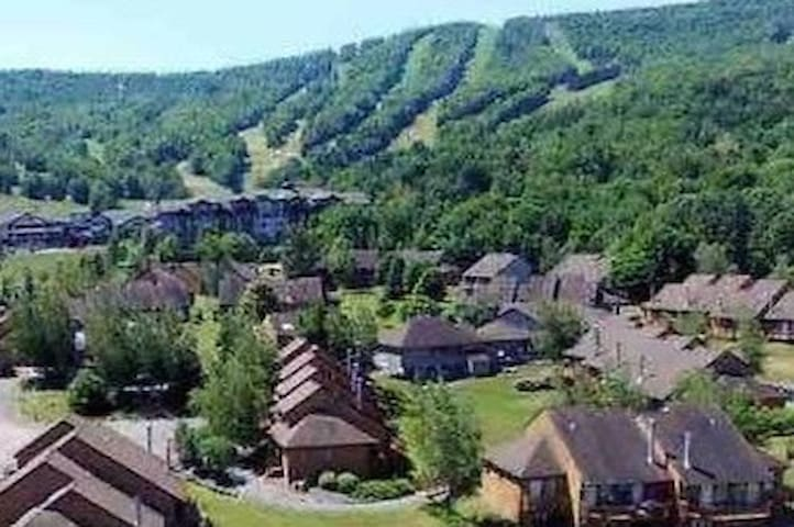 Windham 3 Bed/3 Bath Steps from Slopes