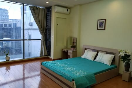 Spacious&Safe apartment near Hanoi center - Cát Linh