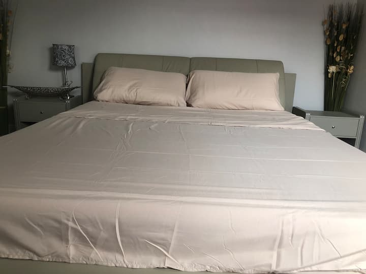 Your Remote Private Bed.  500 S Marguerita Ave