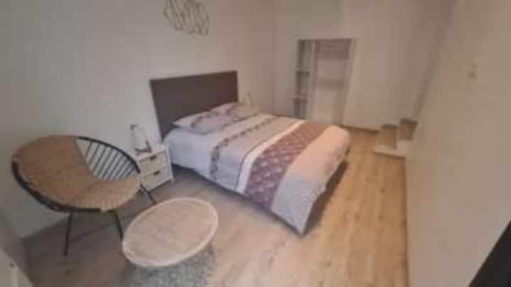 Charming Dieppois, 2 rooms, city center