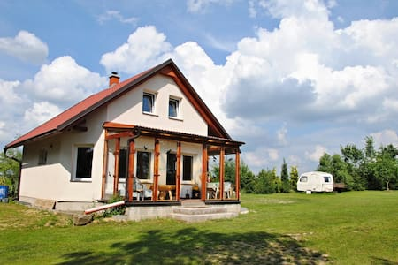 Domek u Jindřichova Hradce