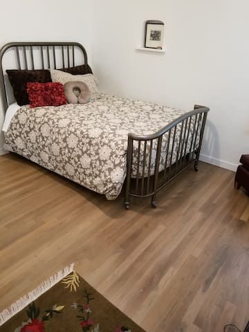 Second Bedroom with antique Double Bed